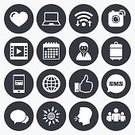 Speech,Love,Sign,Equipment,Portable Information Device,Illustration,Blogging,People,Smart Phone,Symbol,Internet,Technology,Laptop,Paying,Communication,Text Messaging,Wireless Technology,Camera - Photographic Equipment,Calendar,Vector,Computer,Photography Themes,Luggage