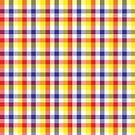 Blue,Red,Tartan,Computer Graphic,Yellow,Vector,Checked Pattern,Geometric Shape,Illustration,Cultures,Pattern,Backgrounds,Seamless,Abstract