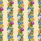 Seamless,Flower Head,Multi Colored,Pattern,Backgrounds,Floral Pattern,Peony,Illustration,Bouquet