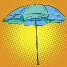 Summer,Comic Book,Outdoors,Parasol,Pop Art,Single Object,Protection Concept,Heat - Temperature,Halftone Pattern,Hip,Holiday,Spotted,Illustration,Fun,Ideas,Travel,Umbrella,Relaxation,Beige,sun protection,1940-1980 Retro-Styled Imagery,Shade,Style,Sun,Tourist Resort,Day,Open,Idyllic,Pop Musician,Protection,Backgrounds,Beach,Resting,Colors,Coastline,Cartoon,Painted Image,Protective Workwear,Sunbathing,Tourism,Tropical Climate,Umbrella Beach,Sunshade,Sun Protect,Humor,Sea,Shadow,Red