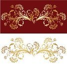 Gold Colored,Swirl,Scroll Shape,Flower,Decoration,Abstract,Rococo Style,Ornate,Baroque Style,Red,Vector,Design,Renaissance,Style,Backgrounds,Curled Up,Leaf,Ilustration,Design Element,Shape,Retro Revival,Elegance,Branch,Architectural Revivalism,Silhouette,Vector Backgrounds,Illustrations And Vector Art,Vector Florals,Vector Ornaments,1940-1980 Retro-Styled Imagery