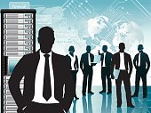 IT Support,Technology,Network Server,Technician,IT Professional,Computer Network,People,Team,Business,Communication,Manager,Customer Service Representative,Silhouette,Leadership,Teamwork,Global Communications,Globe - Man Made Object,Women,Backgrounds,Vector,Circuit Board,World Map,Businessman,Map,Concepts,Businesswoman,Ideas,Full Suit,Business,Technology,Business Teams,Illustrations And Vector Art,Communications Technology