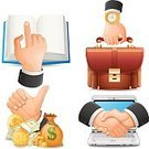 Men,Handshake,Thumb,Vector,Success,Businessman,Characters,Risk,Business Person,Illustration,Wristwatch,Sleeve,Currency,Sketch,Happiness,Beginnings,Business,Index Finger,Achievement,Aspirations,Jumping,Failure,Ideas,People,Goal,Cartoon,Intelligence,Strategy,Leadership,Cursor,Design,Pointing,Set,Occupation,Cute