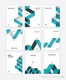 Modern,Geometric Shape,template,Vector,Blue,Design,Ornate,Computer Graphic,Brochure,Abstract,Sparse,Ribbon,Business