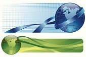 Globe - Man Made Object,Banner,Earth,Ribbon,Ribbon,Planet - Space,Sphere,Placard,Graph,Green Color,Communication,Sign,Backgrounds,Blue,Vector,Global Communications,Abstract,Concepts,Communications Technology,Technology Abstract,Composition,Horizontal,Technology,Clip Art,Vector Backgrounds,Illustrations And Vector Art,Painted Image,Ilustration