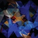 Pattern,Illustration,Backgrounds,Backdrop,Facet,Two-dimensional Shape,Abstract,Hexagon,Drawing - Art Product,Digitally Generated Image,Art,Blue,Vibrant Color,Dark,Vector,Messy,Creativity,Triangle Shape,Brown,Painted Image,Computer Graphic,Image,Bright,Mosaic,Color Image,Colors,Multi Colored,Crumpled,Low Poly,Geometric Shape,Polyhedron