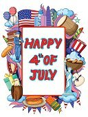 Fourth of July,July,Vector,Symbol,National Landmark,Flag,Illustration,editable,US Memorial Day,Cultures,Election,Hat,Event,Scale,Celebration,Invitation,nation,presidents day,Doodle,Backgrounds,Computer Graphic,Patriotism,Day,Circa 4th Century,Striped,Unity,USA