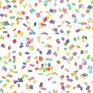 Decoration,Seamless,Fun,Illustration,Birthday,Vector,Backgrounds,Blue,Shape,Streamer,New Year's Eve,Flying,Streamers And Confetti,The Past,Confetti,Gift,Decorating,Yellow,Season,Abstract,January,Falling,Small,Anniversary,Multi Colored,Surprise,Year,Red,Greeting,Christmas,Celebration