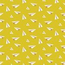 Airplane,Flying,Backgrounds,Illustration,Vector,Seamless Pattern,Pattern