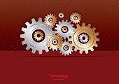 Machinery,Machine Part,Engine,Engineering,Modern,Backgrounds,Vector,Abstract,Wallpaper Pattern,Industry,Power Supply,Digitally Generated Image,Decoration,Illustrator,Digital Display,Gear,Innovation,Science,Electronics Industry,Technology
