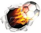 Soccer,Football - Ball,Backgrounds,Ball,Cartoon,Vector,Torn,Tearing,Speed,Heat - Temperature,Isolated,Illustration,Sign,Fireball,White,Paper,White Background,Breaking,Soccer Ball,Power,Hole,Three Dimensional,Three-dimensional Shape,socker,Sport,Fire - Natural Phenomenon,Clip Art,Metal,Design,Flame,back ground,Flying,Drawing - Art Product,Wall - Building Feature,Computer Graphic,tare,socer,Burning,Backdrop