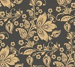 Summer,Vector,Illustration,Art,Design,Seamless,Floral Pattern,Abstract,Decor,Autumn,Retro Styled,Pattern,Decoration,Wallpaper,Plant,Season,Multi Colored,Bright,Colors,Ornate,Textured Effect,Textile,Backgrounds,Nature,Leaf