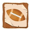 White,Ball,Sport,Vector,Rugby,Brown,Equipment,Paintings,Circle,Sports Backgrounds,Leisure Games,American Football - Sport,White Background,Goal,Illustration,Symbol,University,Ellipse,No People,Computer Graphic,Pattern,Springtime,Simplicity,Summer,Outdoors,USA,Design Element,Sports Equipment,Copy Space,Sports Team,Touchdown,Single Object,Backgrounds