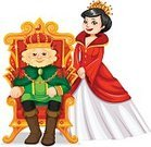 Men,Throne,Crown,Royalty,Ruler,Emperor,Wife,People,Single Object,Cutting,Fairy Tale,Image,Throwing,Husband,Vector,Backgrounds,Clip Art,Sitting,fantacy,Computer Graphic,Barons