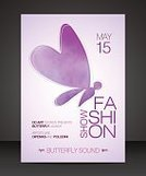 Business,Silhouette,Invitation,Decoration,Lighting Equipment,template,Poster,Banner,Modern,Vector,Computer Graphic,Butterfly - Insect,Fly,Nature,Style,Ornate,Shopping,Popular Music Concert,Insect,Sheet Music,Disco,Nightclub,Painted Image,Purple,Illustration,Celebration,Bright,Isolated,Fashion,Design,Party - Social Event,Greeting Card,Flyer,Beauty,Entertainment,Backgrounds,Women,Fantasy,Model - Object,Textured,Concepts,Night,Paper,Music,Event,Animal Wing