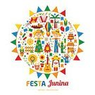 Junina,Celebration,Brazil,Decor,Village,Flag,Cheerful,Brochure,Farm,Cultures,Fire - Natural Phenomenon,Night,Decoration,Plan,Backgrounds,Folk Music,Lantern,Confetti,Illustration,Hillbilly,Vector,July,Saint - Religion,June,Arts Culture and Entertainment,Saint,Plan,Hat