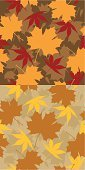 Wallpaper Pattern,Autumn,Leaf,Maple Leaf,autumn leaves,Season,vector background,Backgrounds,Gold Colored,Yellow,Pattern