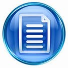 Symbol,Computer Icon,Document,Print,List,Paper,Blue,Interface Icons,Office Interior,Circle,File,Page,Digitally Generated Image,White,Mail,Glass - Material,Design,Isolated,Elegance,Blank,Sphere,Shiny,Style,Single Object,Turquoise,render,Shadow,Reflexion,Computer Graphic,No People,Isolated Objects,Reflection,Ilustration