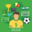 Greeting Card,Cup,Championship,Stadium,Whistle,Trophy,Pattern,Symbol,Flat,Computer Icon,Design,Angle,Shoe,Victory,Gate,sporting,Recreational Pursuit,Equipment,Success,Plank,Playing,Illustration,Uniform,Play,Goal,Computer Graphic,Flag,Ball,Competition,Sign,Corner,Sport,Football - Ball,Leisure Games,Playing Field,Vector,Soccer Ball,Sports Glove,Soccer,Award,Kicking,Single Object,Leisure Activity,Winning,Yellow,Competitive Sport,Red,Shirt,Scoring,Team