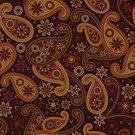 Abstract,Repetition,Color Image,No People,Indian Culture,Carpet Sample,Computer Graphics,Art And Craft,Art,Illustration,Computer Graphic,Seamless Pattern,Backgrounds,Vector,Paisley Pattern,Pattern,Floral Pattern,Fabric Swatch,Colors