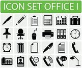 Office Supply,Office,Occupation,Illustration,Vector