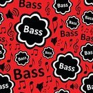 Bass music,Elegance,Noise,Celebration,Aura,Creativity,No People,Computer Graphics,Sign,Sound,Illustration,Musical Note,Computer Icon,Symbol,Internet,Backdrop,Computer Graphic,Seamless Pattern,Comic Book,Backgrounds,Treble Clef,Vector,Sound Wave,Textured,Red,Pattern