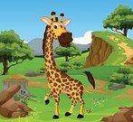 Africa,Fun,Happiness,Symbol,Animal,Painted Image,Cartoon,Calf,Brown,Young Animal,Remote,Tropical Rainforest,Tall - High,Animals In The Wild,Yellow,Butterfly - Insect,Smiley Face,Safari,Mammal,Mountain,Animal Neck,Cute,Tree,Pencil Drawing,Illustration,Giraffe,Smiling,Drawing - Activity,Humor,Characters,Cheerful,Childhood,Cliff,Isolated,Animated Cartoon,Spotted,Vector,Wildlife,Zoo,Safari Animals,Single Object,Small,Mascot,Nature,Joy