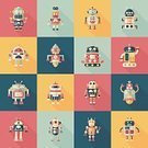 Engineer,Technology,Computer,Equipment,Vector,Dog,Illustration,Factory,Industry,Robot,Rescue,Mechanic,Control,Car,cybernetic,Machinery,Packaging,Artificial,Intelligence,Cute,Cyborg