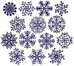 Snowflake,Snow,Christmas Decoration,Winter,Vector,Ice Crystal,Decoration,Holiday,christmas elements,xmas elements,Falling,Blue,Abstract,Celebration,Art,Design,Cold - Termperature,Color Image,Snowing,Group of Objects,Close-up,Illustrations And Vector Art,Concepts And Ideas,Isolated On White,Time,December,Traditional Festival,happy holiday,Season,Art Product,Ilustration,No People