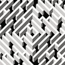 Abstract,Repetition,No People,Backdrop,Vector,Backgrounds,Computer Graphic,Modern,Maze,Computer Graphics,Textured Effect,Illustration,Design,Seamless Pattern,Geometric Shape,Tilt,Pattern,Multi Colored