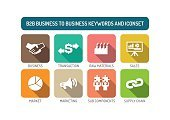 Adult,Business-To-Business,Stability,Men,Internet,Marketing,Icon Set,Doodle,Financial Occupation,Vector,E-commerce,Business Finance and Industry,Single Word,Flat Design,Businessman,Buying,Symbol,Illustration,Business Person,Business,Manager,Multi Colored