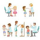 Child,Adult,big-eyed,Cut Out,Boys,Men,Women,Throat,Injecting,Cute,Condom,Throat Exam,Healthy Lifestyle,Collection,Healthcare And Medicine,Illustration,Pediatrician,Medical Exam,Vaccination,Otolaryngologist,Doctor,Healthy Eating,Syringe,Backgrounds,High Up,Vector,Label,Multi Colored,Smiling,White Color,White Background