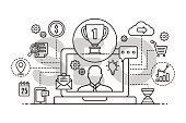 Business,Technology,Internet,Illustration,Marketing,Straight,Collection,Abstract,Computer,Vector,SEO,Backgrounds,Dashboard,Sign,Traffic,Success,user,Symbol,Computer Graphic,Web Page,Data,Big Data,optimization
