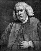 English Culture,Literature,Author,Poet,Samuel Johnson,Doctor,Image Created 18th Century,Men,Antique,18th Century Style,History,Black And White,People,Creative Occupation,Senior Men,Mature Men,Only Men,Writing,Mature Adult,Arts And Entertainment,Celebrities,Image Created 1700s,Overweight,Wig,Engraved Image,Ilustration,Lexicographer
