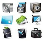 Symbol,Safe,Icon Set,Vaulted Door,ATM,Vector,Religious Icon,Internet,Banking,Check - Financial Item,Bank Book,Security,Currency,E-Mail,Credit Card,Safety,Security System,Buying,Finance,Business,Set,Document,Shopping,Paper,Blue,Collection,Savings,Clip Art,holdings,Bag,Buy,Commercial Activity,Isolated,Computer Monitor,Ilustration,Illustrations And Vector Art,Currency Symbol,Business,Bank Account,Plastic,Packaging