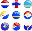Flag,Dutch St Martin,Curacao,Dutch Flag,Leeward Dutch Antilles,Caribbean,Aruba,Netherlands,Antilles,Bonaire,French Flag,French St Martin,Saba,Push Button,Interface Icons,Icon Set,Caribbean Sea,Symbol,France,National Flag,Sint Eustatius,Greater Antilles,Computer Icon,Vector,Caribbean Culture,Lesser Antilles