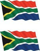 South African Flag,South Africa,Flag,Wind,Waving,Flying,Flapping,Backdrop,Backgrounds,Banner,Flowing,Business Travel,Vector Backgrounds,Holiday Symbols,Holidays And Celebrations,Illustrations And Vector Art,Business