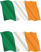 Irish Flag,Flag,Republic of Ireland,Flying,Flowing,Wind,Banner,Flapping,Waving,Business,Backgrounds,Backdrop,Illustrations And Vector Art,Holidays And Celebrations,Vector Backgrounds,Holiday Symbols,Business Travel