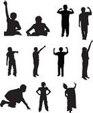 Child,Silhouette,Pointing,School Building,Outline,People,Body,Little Boys,Thailand,Sport,Thai Ethnicity,Singing,Thai Culture,Dancing,Strength,Little Girls,Picking Up,Vector,Shouting,The Human Body,Fashion,Black Color,Men,Single Line,Acute Angle,Fighting,Running,Posing,Action,Screaming,Scale,Ilustration,Animal Body,Cool,Looking At Camera,oulines,Illustrations And Vector Art