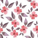 Raster Graphics,Square,Blooming Time Lapse,No People,Watercolor Painting,Petal,Watercolor Paints,Painted Image,Backgrounds,Leaf,Flower,Blossom,Drawing - Art Product,Cherry Blossom,Illustration,Seamless Pattern,Floral Pattern,Pattern,Colors