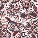 Repetition,No People,Flower,Ornate,Illustration,Seamless Pattern,Decoration,Backgrounds,Decor,Vector,Paisley Pattern,Pattern,Floral Pattern