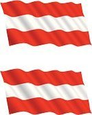 Austrian Flag,Austria,Flag,Flying,Wind,Flapping,Backgrounds,Flowing,Waving,Banner,Backdrop,Holidays And Celebrations,Vector Backgrounds,Holiday Symbols,Business Travel,Illustrations And Vector Art,Business