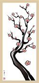 Cherry Blossom,Clip Art,China - East Asia,Japan,Japanese Culture,Painting,Blossom,Art,Flower,Ornate,Watercolor Painting,Plum,Plum Blossom,East Asian Culture,Ilustration,Zen-like,Chinese Culture,Backgrounds,Vector,Design,Oriental Style Woodblock Art,Tribal Art,Style,Design Element,Winter,Cultures,Ink and Brush,Calligraphy,Plant,Painted Image,Branch,Nature,Nobility,Twig,Shodo,Blooming,Elegance,Concepts,The Past,Tranquil Scene,Ancient,Leaf,Vector Backgrounds,Inspiration,Ideas,Illustrations And Vector Art,Pen And Ink,Botany,Beautiful,Beauty In Nature,Chinese Painting