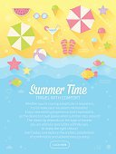 103626,No People,Background,Summer,Illustration,Flat,Travel,Backgrounds,Beach,Vector,,Vacations