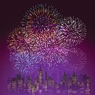 No People,Sparks,Background,Illustration,Firework - Explosive Material,Showing,Backgrounds,Firework Display,Vector