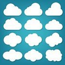 81352,Cloud Computer,Cloud Sky,Cloud Icon,No People,Background,Lightning,Sign,Cloud - Sky,Collection,Illustration,Nature,Symbol,Sky,Technology,Cloud Computing,Weather,Environment,Backgrounds,Vector,Single Object,Blue