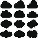 81352,Cloud Sky,Cloud Icon,No People,Background,Lightning,Cloud - Sky,Collection,Illustration,Nature,Symbol,Sky,Business Finance and Industry,Technology,Cloud Computing,Weather,Environment,Backgrounds,Business,Vector,Computer,Single Object,Blue