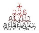 Success,Group Of People,Occupation,People,Cartoon,Leadership,Human Pyramid,Business,Working,Initiative,Drawing - Art Product,Employment Issues,Teamwork,Social Issues,Single Line,Sketch,Characters,Manager,Various Occupations,Business Person,employes,Wages,Direction,Businessman,Number 1,Red,Echelon,President,Illustrations And Vector Art,Teamwork,Concepts And Ideas,trait,Vector Cartoons,Business