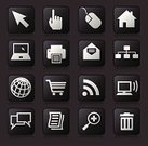 Symbol,Computer Icon,Internet,Laptop,Technology,Printing Out,House,Human Finger,Thumb,Human Hand,E-Mail,Pointing,Set,Computer Printer,Square,Square Shape,Communication,Computer Mouse,E-commerce,Paper,Globe - Man Made Object,Wireless Technology,Magnifying Glass,Label,Shopping Cart,Document,Plus Sign,Wastepaper Basket,Black And White,Computer Network,Garbage Can,Discussion,Note Pad,Letter,Planet - Space,Global Communications,Arrow Symbol,Sphere,Gossip,Reflection,Consumerism,White Background,Isolated On White