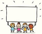 Preschool,Child's Drawing,Child,Student,Cartoon,Banner,Education,Holding,Placard,Childhood,Cheerful,Happiness,Christmas,Group Of People,Little Boys,Little Girls,Doodle,Ilustration,Laughing,Holding Hands,Friendship,Vector,Blank,Protest,Caricature,Smiling,Pencil Drawing,Sketch,Activist,Sister,Outline,Positive Emotion,Line Art,Scribble,Multi Colored,Shape,Message,Ethnicity,Serene People,Image,Standing,Brother,Looking At Camera,Illustrations And Vector Art,Looking,Concepts And Ideas,Babies And Children,Lifestyle,Teamwork,Vector Cartoons,Copy Space